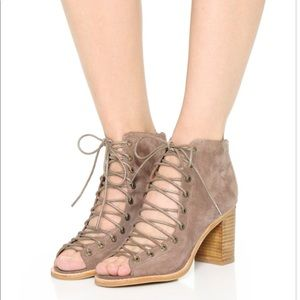 Jeffrey Campbell Lace Up Bootie for SALE!